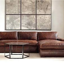 leather sofa chaise the leather right arm sofa chaise sectional leather possibilities track arm sofa