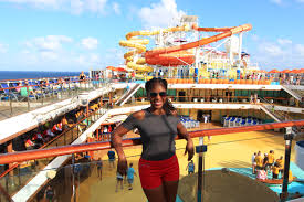 my first cruise experience with carnival cruise line