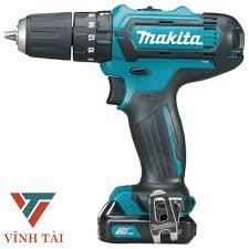 Máy khoan – bắt vít dùng pin 12V Makita DF331DSAE – Máy khoan – máy cắt –  máy mài – máy hàn- máy rửa xe – thang nhôm chính hãng Cà Mau