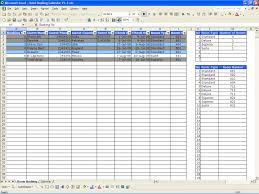 booking calendar excel templates booking calendar