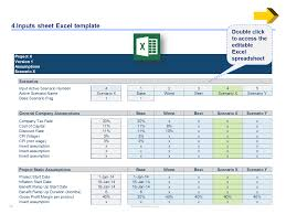 Financial Model Excel Spreadsheet Gold Business Consulting Toolkit Business Case Template