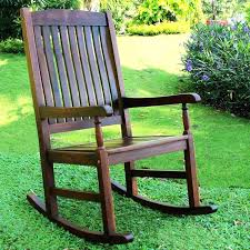 white wood outdoor rocking chair living indoor inside wooden chairs for s designs 2