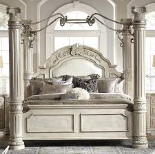 Queen Bed Canopy Cover Natural Setting Canopy Bed Curtain Design For ...