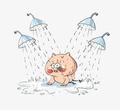 shower head clip art. Cartoon Shower Head, Take A Shower, Vector Cartoon, Head PNG Image And Clip Art