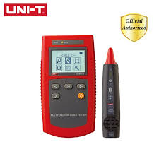 <b>UNI</b>-<b>T</b> UT681A Multi-Function Cable Finder Set <b>Network</b> Tester ...