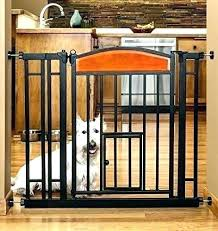 baby gate pet door fence indoor gates design studio with small dog safety new outdoor cat baby gate pet