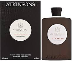 <b>Atkinsons 24 Old Bond</b> Street Triple Extracto Agua de Colonia 100 ml