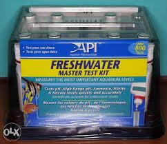 Api Freshwater Master Test Kit On Carousell
