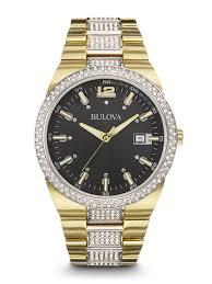 bulova 98b235 men s crystal watch • long island ny • men s bulova bulova 98b235 men s crystal watch