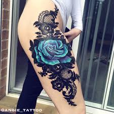50 карточек в коллекции татуировки с синими розами не принято