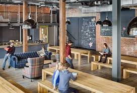 cool office space. more cool office space