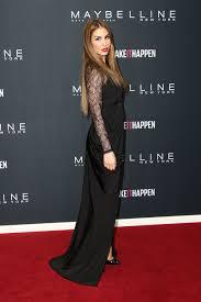 sila sahin maybelline n y make up runway mercedes benz fashion week in berlin 1 18 2016