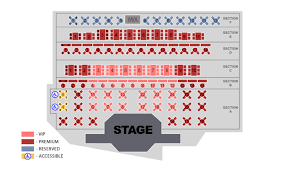 Excalibur Seating Chart Paris Las Vegas Showroom Seating Chart 2019