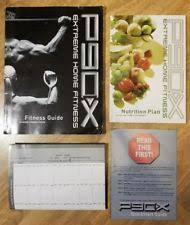 p90x fitness guide nutrition plan calendar awesome free asap