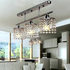 linear chandelier dining room contemporary chandelier light 3 light hanging crystal linear chandelier with solid metal
