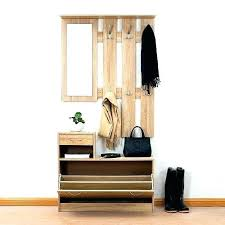 Corner Hall Tree Coat Rack New Corner Hall Tree With Storage Bench Corner Hall Tree Bench Best