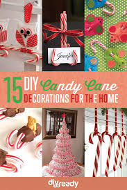 Christmas Decorations With Candy Canes DIY Candy Cane Decorations DIY Projects Craft Ideas How To's for 76