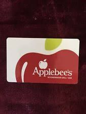 applebee s gift card value 100 00