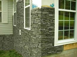 substrate used to install stone and brick