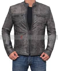 men s cafe racer jacket