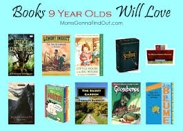 8 year old boy books 9 is great for reading that is these books will make
