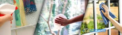 how to clean acid etched glass