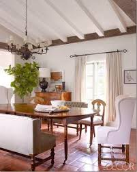 image result for spanish archways dining room