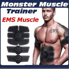 <b>EMS</b> Hip Trainer <b>Muscle</b> Stimulator ABS Fitness Lifting Vibrating ...