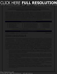 Sample Cfo Resume | Resume For Study