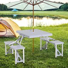 patio furniture set 4piece bamboo