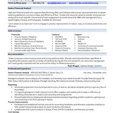 systems analyst resume example pleasant senior financial analyst resume examples sample system analyst resumes template budget analyst resume sample