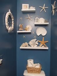 diy beach bathroom wall decor. Beach Bathroom Decor 1000 Ideas About Themed Bathrooms On Pinterest Painting Diy Wall B