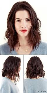 Hairstyles For Thick Wavy Hair 57 Awesome Pin On HAIR STYLES Pinterest Medium Haircuts Haircuts And Hair