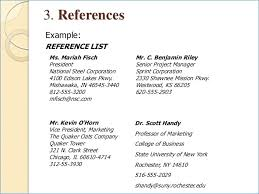 How To Put References In A Resume Igniteresumes Com