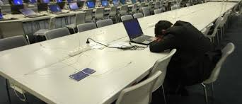 Tired Commuters Now Have A Place To Sleep World Economic Forum