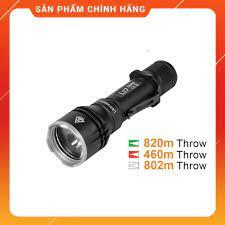 SIÊU SÁNG] [SIÊU XA] Đèn pin và đèn sạc ACEBEAM L17 Đèn pin chiếu xa nhỏ  gọn ACEBEAM L17 sáng trắng 1400 lumen xa 802 m - Đèn pin