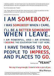 Pep Talk Quotes If you haven't watched Rita Pierson's TED Talk you need to This 86