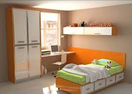 Girls Bedroom Wardrobe Children Bedroom Orange Bed Wardrobe Cartoon Portable  Wardrobes Target
