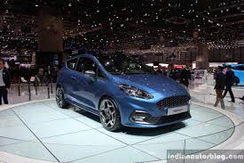 2018 ford australia. simple australia 2018 ford fiesta st front three quarter at the 2017 geneva motor show live on ford australia