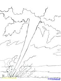 tornado coloring pages. Contemporary Pages Tornado Coloring Pages  Coloring To Download And Print To Pages C