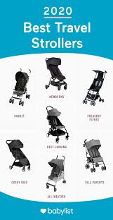 12 best travel strollers of 2021