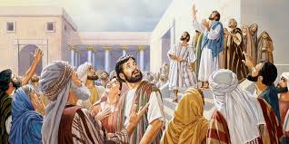 Image result for Jesus told them in the synagogue that today the scripture was fulfilled