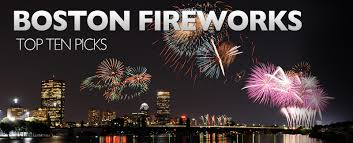 fire works in boston best places to watch fireworks in boston 2015 weekendpick