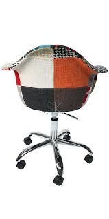 coloured office chairs. Desk Chairs:Wicker And Chair Set White Rattan Swivel Brightly Colored Painted Office Coloured Chairs