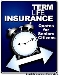Citizens Insurance Quote Stunning Cheap Term Life Insurance Quotes For Seniors Citizens