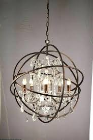 marvelous orb chandelier with crystals orb chandelier with crystals s orb chandelier crystal orb crystal chandelier polished nickel large