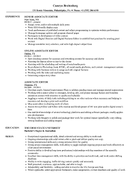 managing editor resume associate editor resume samples velvet jobs