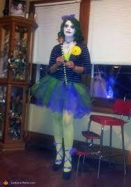 the girl joker costume