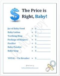 60 best Baby Shower Games and Prizes images on Pinterest in 2018 ...