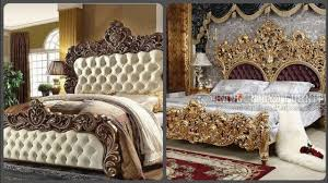 Latest Royal Bed Designs Modern And Luxury Royal Bed Designs For Your Dream Home